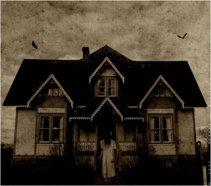 Дом ужас девочка смерть